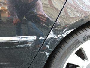 Schaden am Auto